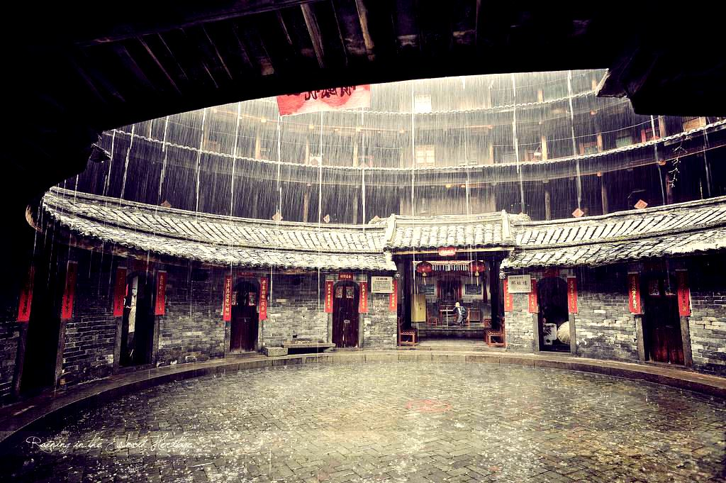 Tulous, os castelos chineses