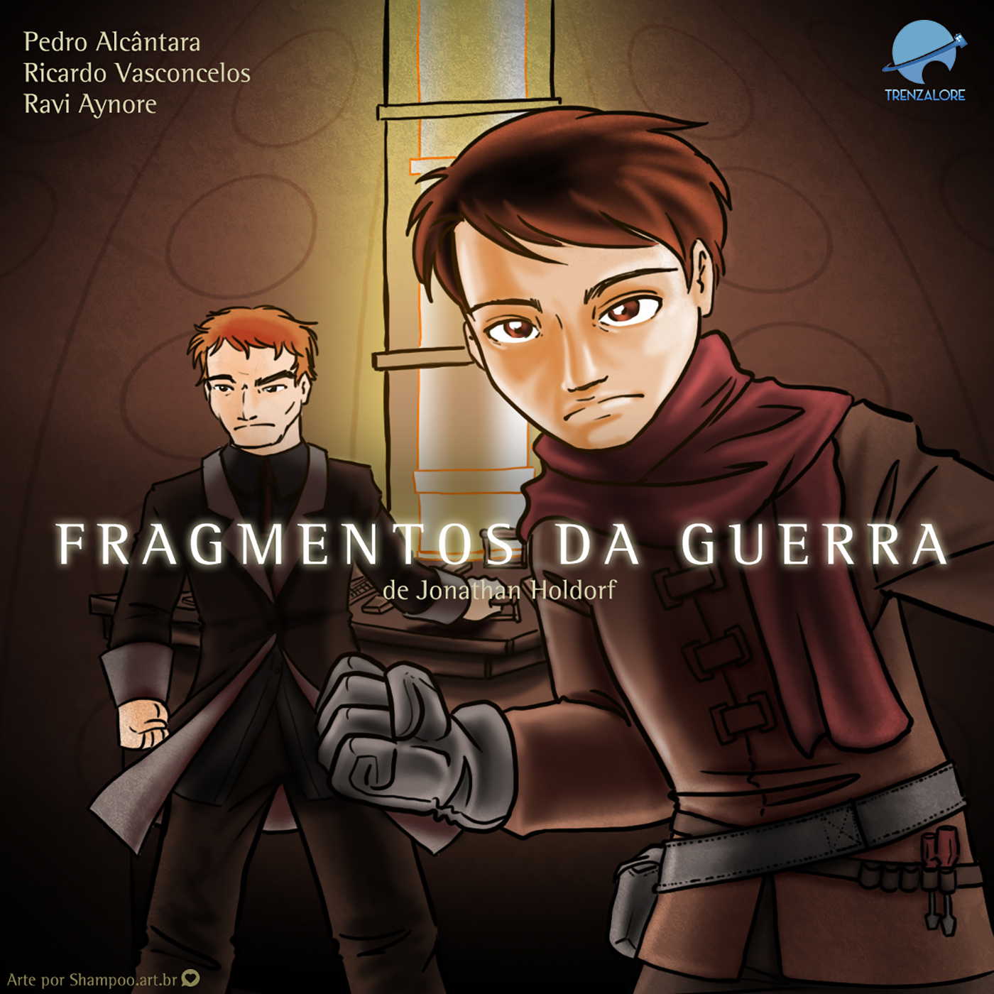 Fragmentos da Guerra - áudio-drama original de Doctor Who
