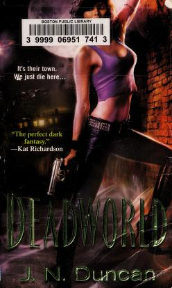 Cover of: Deadworld | J. N. Duncan