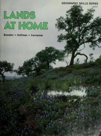 Cover of: Lands at Home   M. Bowden