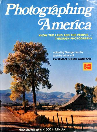 Cover of: Photographing America   George Hornby
