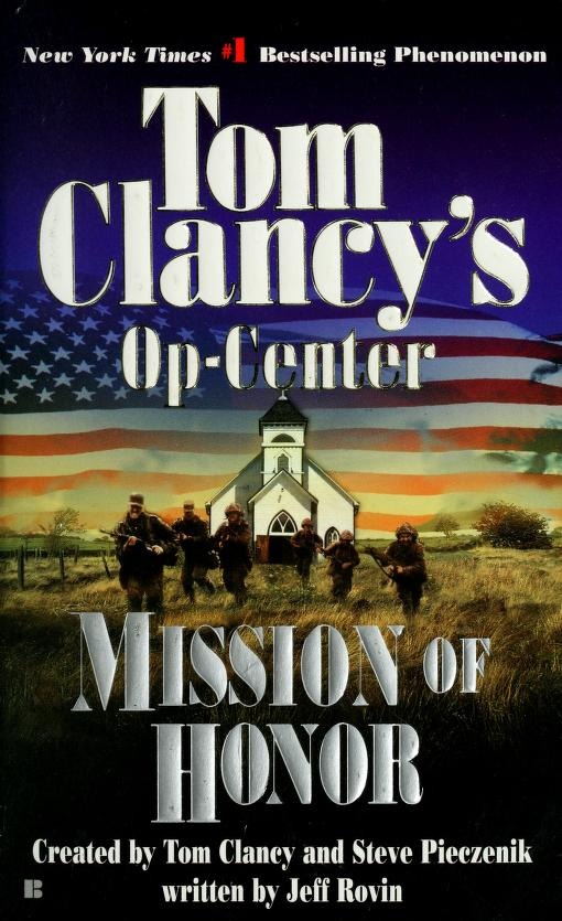 Mission of Honor by Tom Clancy